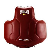 Защита корпуса Everlast Elite PU красный
